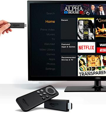 Review of Amazon Fire TV Stick