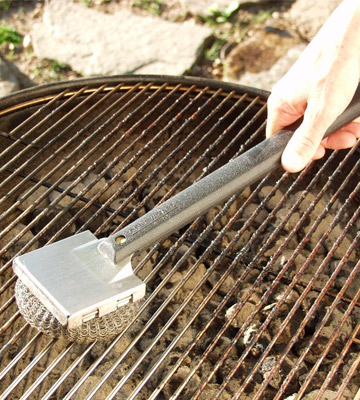 Review of Tool Wizard Grill Stainless Steel Brush