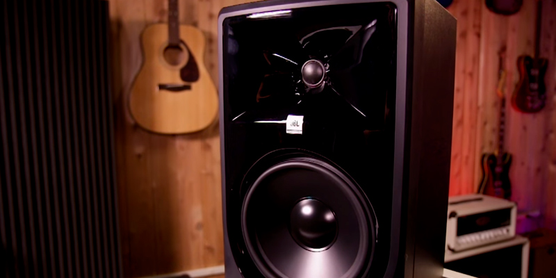 "Review of JBL 305PMKII 5"" Professional Studio Monitor (Single)"