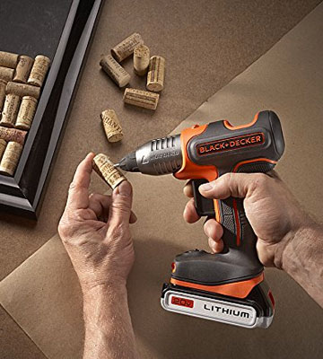 Review of BLACK+DECKER Cordless Glue Gun System