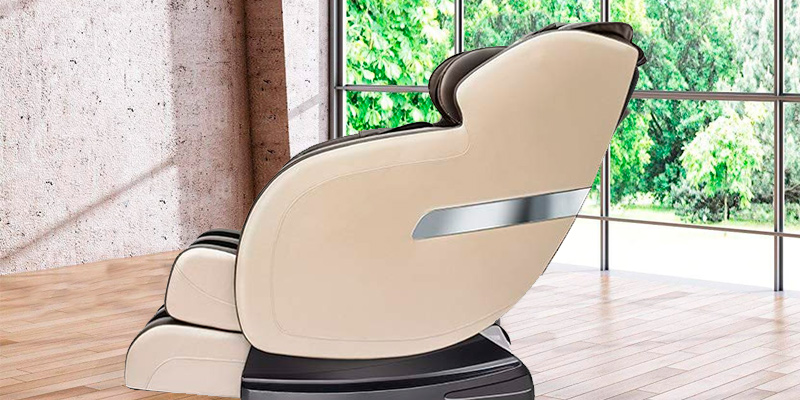Review of Real Relax Rocking Robotic S Track Massage Chair
