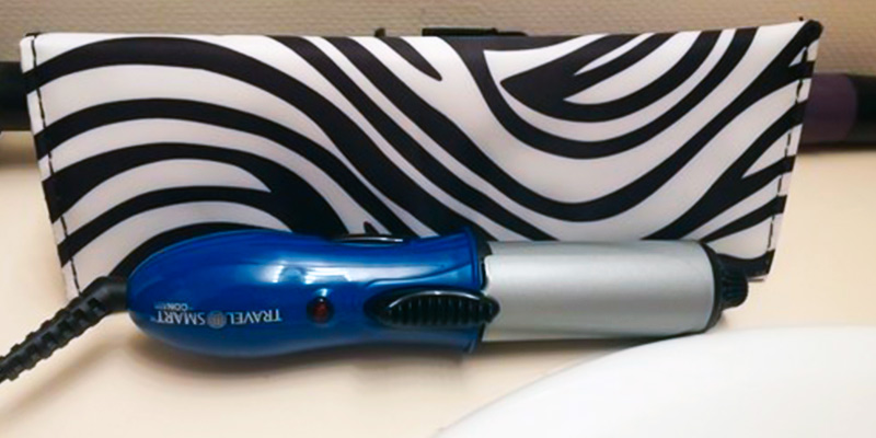 Review of Conair TS63R Mini Curling Iron