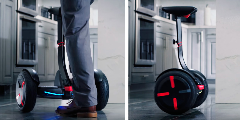 Segway miniPRO Smart Self Balancing Personal Transporter application