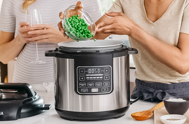 Comparison of Electric Pressure Cookers for Making Nutritious Meals