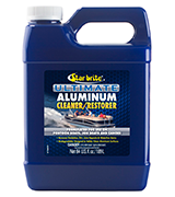Star Brite Ultimate Aluminum Cleaner & Restorer Safely Clean Pontoon Boats, Jon Boats & Canoes