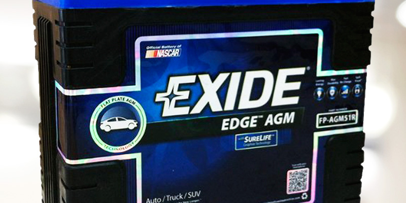 Exide Edge FP-AGM51R AGM Sealed Automotive Battery application