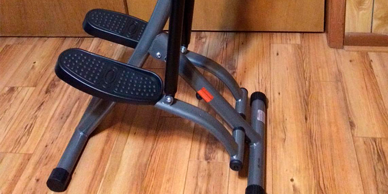Review of Sunny Health & Fitness Folding Climbing Stepper