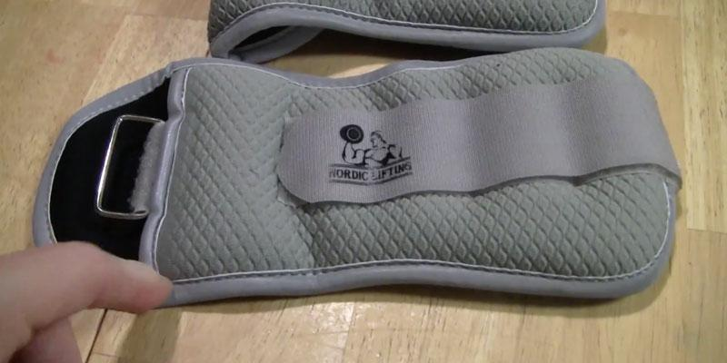 Review of Nordic Lifting Fully Adjustable Ankle / Wrist Weights