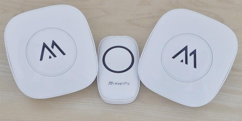 Review of Magicfly Portable Wireless Doorbell Kit