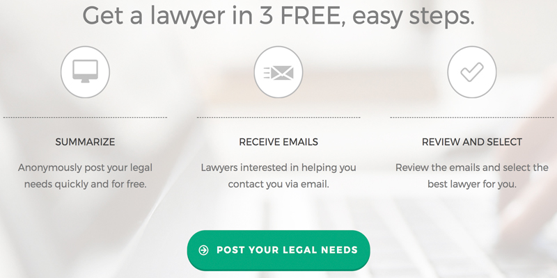 Legal Services Link Business Lawyer Consultation in the use