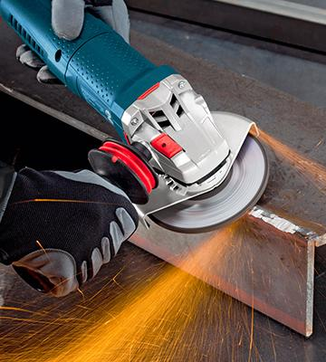 Review of Bosch AG50-11VSPD Angle Grinder