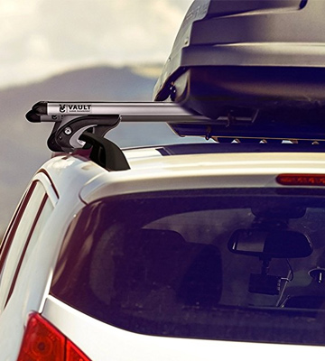Review of Vault Cargo Management VCM-CSBR-53-2 Universal Locking Roof Rack