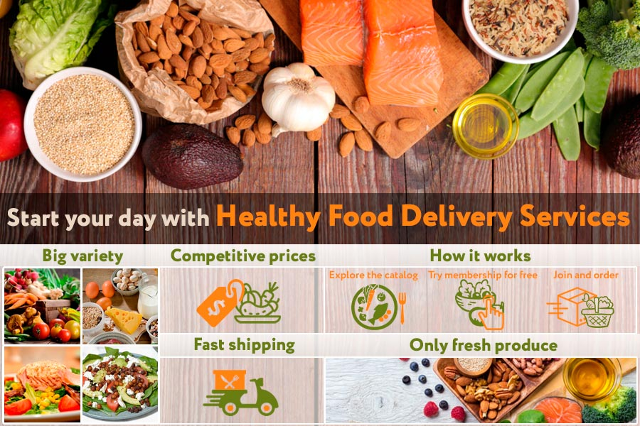Comparison of Healthy Food Delivery Services