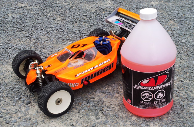 Best RC Fuels to Burn Up the Track