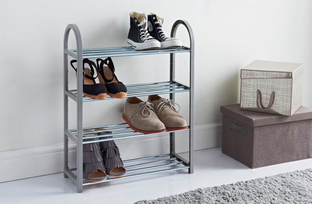 Best Shoe Racks for Neat Footwear Storage