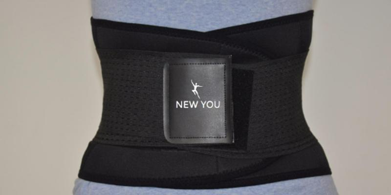 Review of New You Workout Corset Waist Trimmer