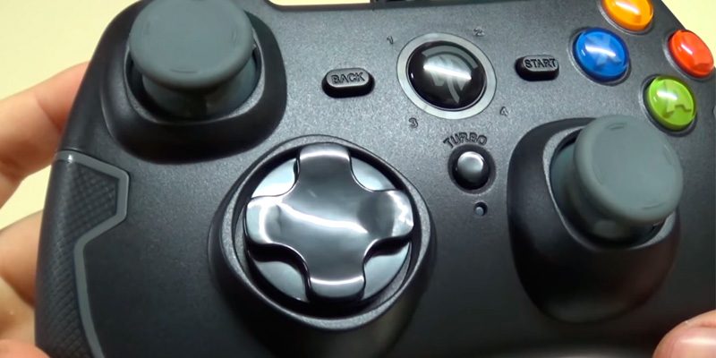 Review of EasySMX ESM-9100 Gamepad for PC