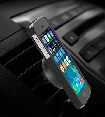 Review of WizGear™ Universal Air Vent Magnetic Car Mount Holder