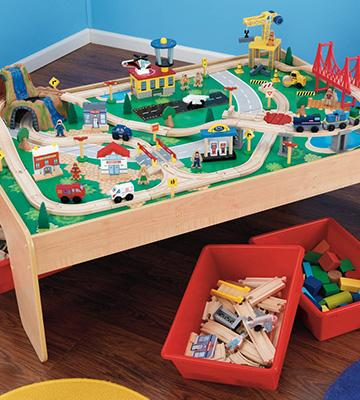 5 Best Wooden Train Sets Reviews of 2018 - BestAdvisor.com