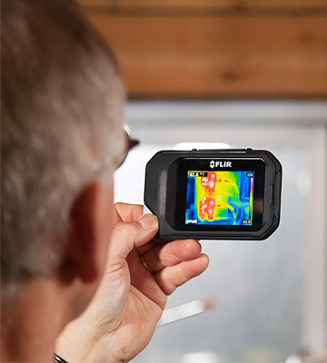 Review of FLIR C3 Pocket Thermal Camera with WiFi