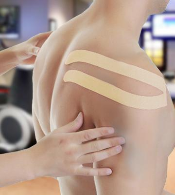 Review of Kinesio Tex Gold 2 x 16.4 Beige Single Roll