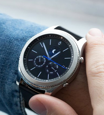 Review of Samsung Gear S3 (SM-R770NZSAXAR) Classic Smartwatch