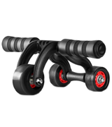 KANSOON Innovative Ergonomic Abdominal Roller Ab Workout Equipment