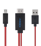 Aibocn LN-2322RD Micro USB to HDMI Cable