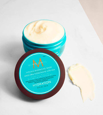 Review of Moroccanoil 8.5 Oz Intense Hydrating Mask