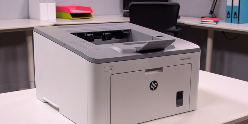Review of HP Laserjet Pro M118dw Wireless Monochrome Laser Printer (Auto Two-Sided Printing)