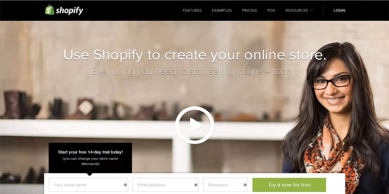 Review of Shopify Website Builder
