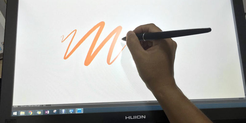 Review of Huion Kamvas GT-191 Drawing Tablet with HD Screen
