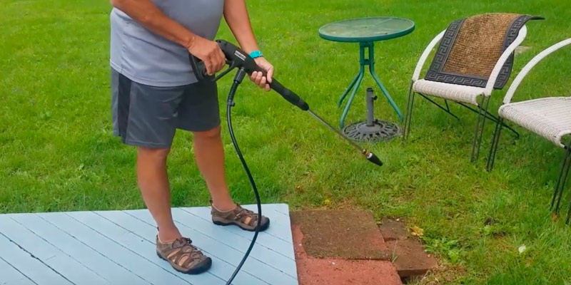 Detailed review of Karcher K2000 Electric Power Pressure Washer