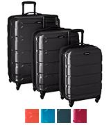 Samsonite PC 3 Piece Set Omni Spinner Suitcase