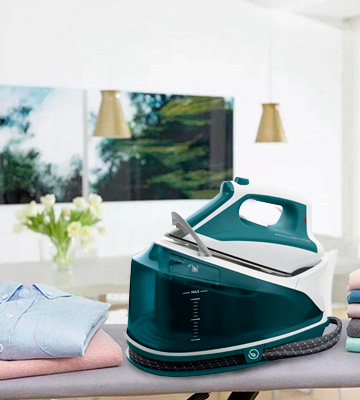 Review of Rowenta DG5030 Professional Steam Iron Station