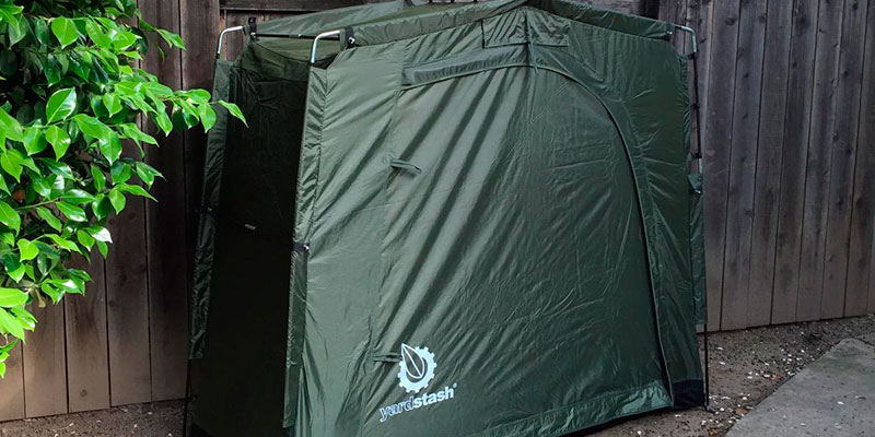 Review of YardStash Outdoor Bike Storage Shed