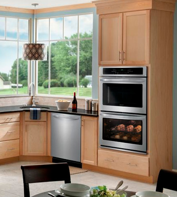 Review of Frigidaire FFET2726TS Total Capacity Electric Double Wall Oven