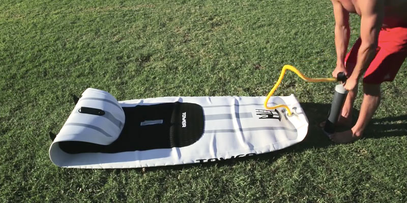 Detailed review of Tower Paddle Boards Adventurer Inflatable SUP Boards