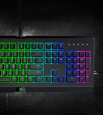 Review of Razer RZ03-02260200-R3U1 RGB Gaming keyboard