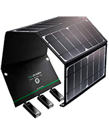 RAVPower RP-PC005 24W 3-Port Solar Panel Charger