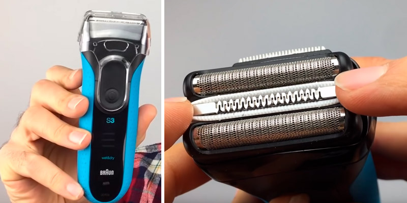 Review of Braun Series 3 3010BT Men's Beard Trimmer/Hair Clipper, Electric Razor, Foil Shaver