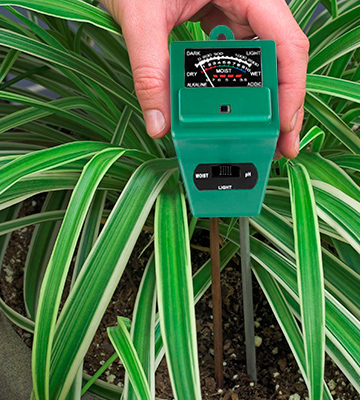 Review of Ruolan Soil Ph Meter for Soil