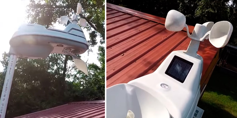 Review of AcuRite 1512 Wireless Weather Station with 5-in-1 Weather Sensor