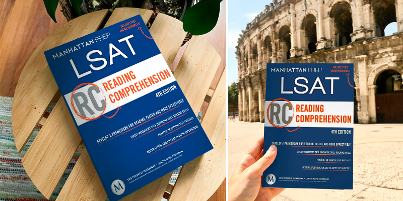 Manhattan Prep Publishing LSAT Reading Comprehension Manhattan Prep LSAT Strategy Guides in the use