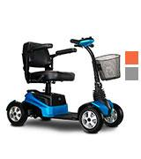 EV Rider RiderXpress Great stability and maneuverability
