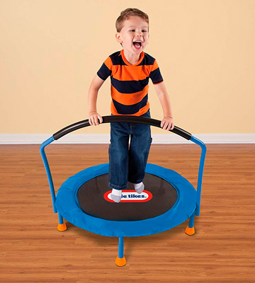 Review of Little Tikes 3' Trampoline