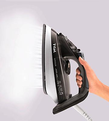 Review of T-fal FV4495 Ultraglide Easycord Steam Iron