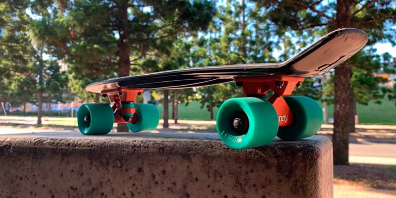 "Review of Penny Australia Bright Light 22"" Skateboards"