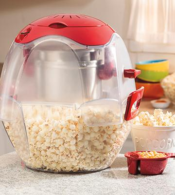 Review of Hamilton Beach 73310 Party Popper Popcorn Maker
