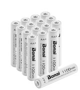 BONAI BN3A170301A016 1100mAh AAA Rechargeable Batteries